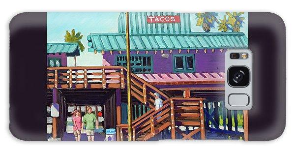 Ventura Pier - Tacos Galaxy Case