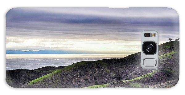 Ventura Two Sisters Galaxy Case by Kyle Hanson