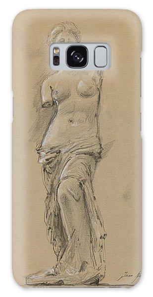 Venus Galaxy Case - Venus De Milo by Juan Bosco