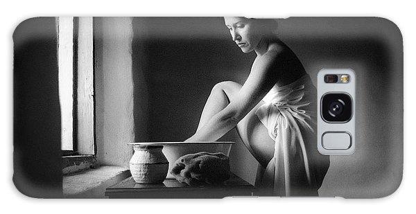 Vermeer Footwasher Galaxy Case