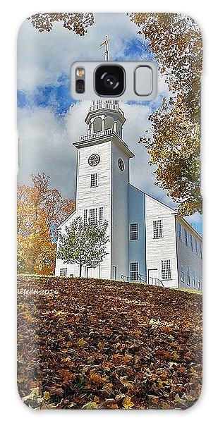 Vermont Autumn Galaxy Case