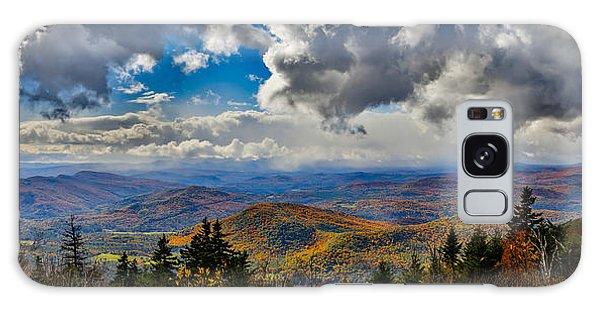 Vermont Autumn From Mt. Ascutney Galaxy Case