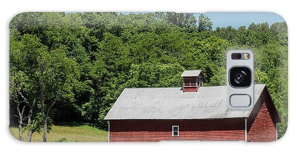 Vermont Barn Galaxy Case