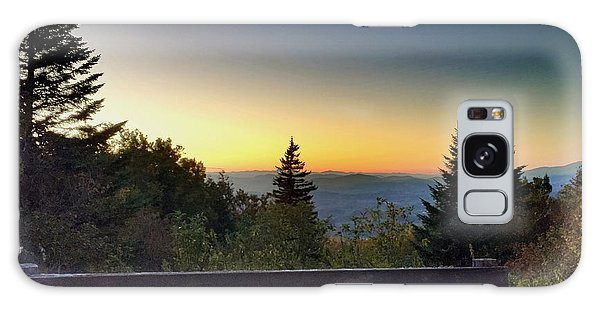 Vermont Evening Galaxy Case