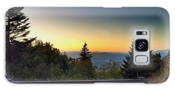 Vermont Evening Galaxy Case