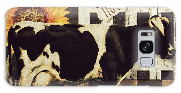 Cow Galaxy Case - Vermont Farms Cow by Mindy Sommers