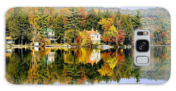 Vermont Reflections Galaxy Case