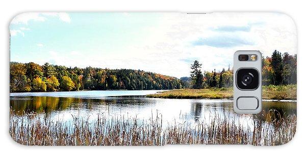 Vermont Scenery Galaxy Case by Rena Trepanier