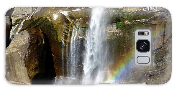 Vernal Falls Mist Trail Galaxy Case