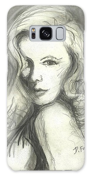 Veronica Lake Galaxy Case
