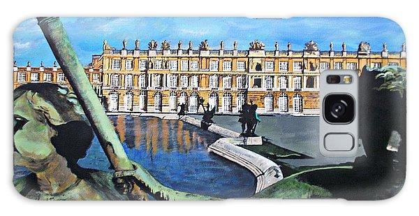 Versailles Palace Galaxy Case by Francine Heykoop