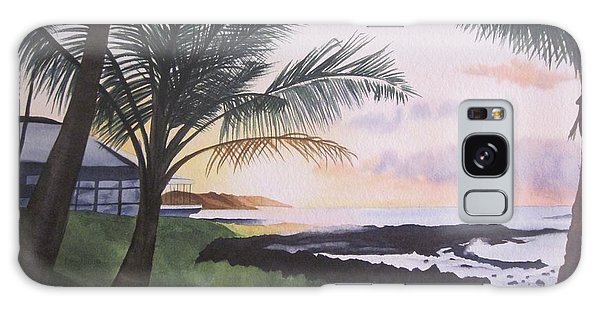 Kauai Sunrise Galaxy Case
