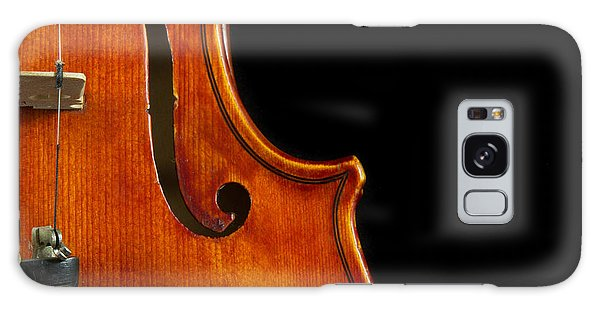 Galaxy Case - Vertical Violin Art by Iordanis Pallikaras