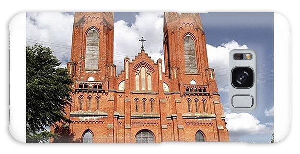 Religious Galaxy Case - Very Old Church In Odrzywol, Poland by Arletta Cwalina