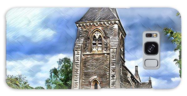 Very Old Church Galaxy Case
