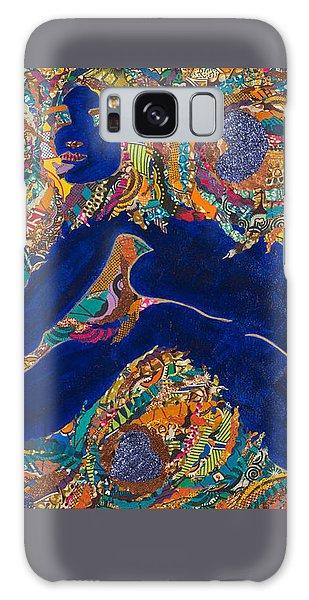 Vesica  Pisces Galaxy Case by Apanaki Temitayo M