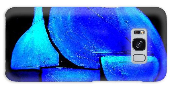 Vessels Blue Galaxy Case