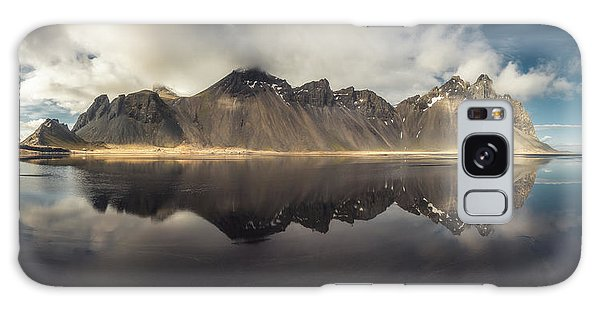 Iceland Galaxy S8 Case - Vestrahorn Panorama by Tor-Ivar Naess