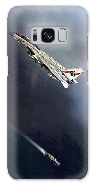 Vf-41 Black Aces Galaxy Case