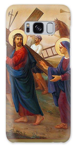 Via Dolorosa - The Way Of The Cross - 4 Galaxy Case