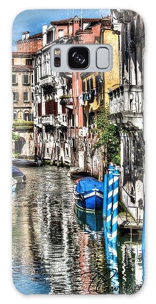 Viale Di Venezia Galaxy Case