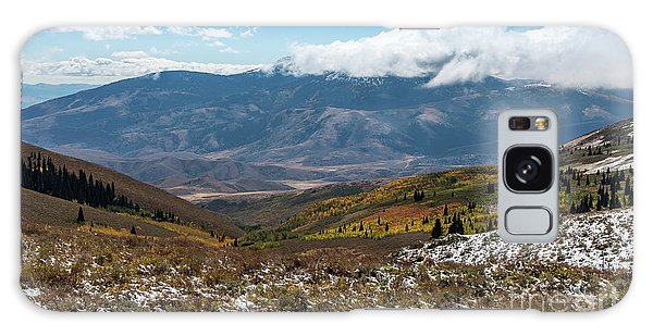 Vibrance Of The Storm Idaho Landscape Art By Kaylyn Franks Galaxy Case