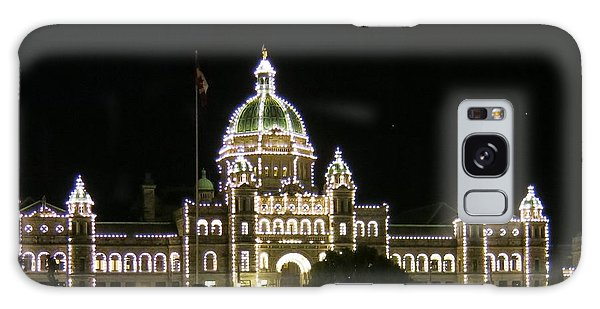 Victoria Legislative Buildings Galaxy Case