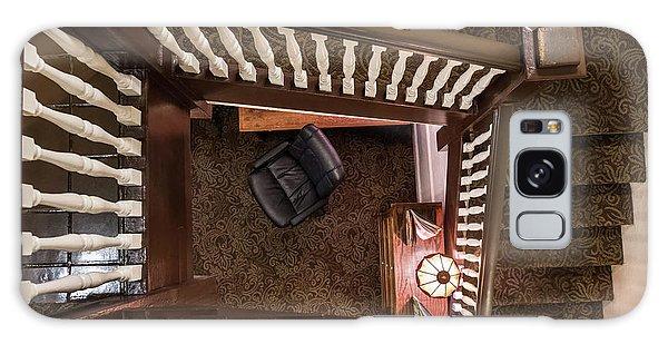 Victorian Stairway Galaxy Case