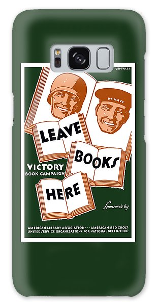 School Galaxy Case - Victory Book Campaign - Wpa by War Is Hell Store