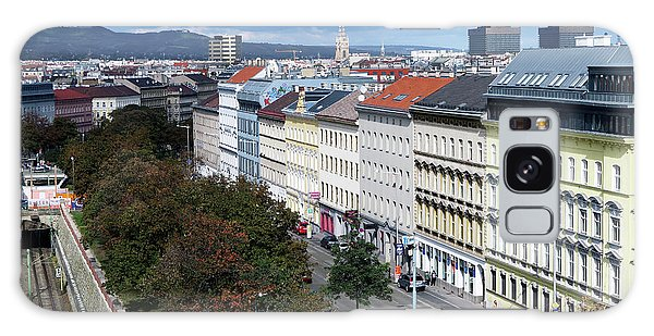 Vienna Beltway Galaxy Case by Christian Slanec
