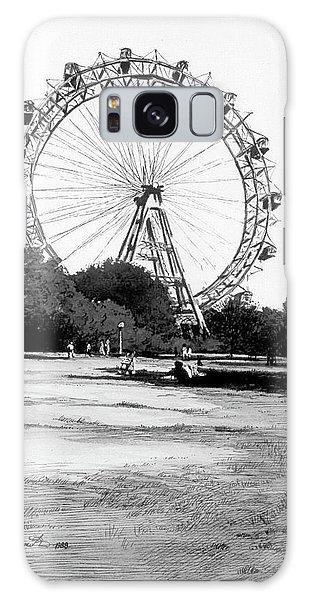 Galaxy Case - Viennese Giant Wheel by Johannes Margreiter