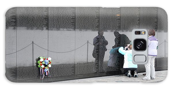 Vietnam Wall Family Galaxy Case