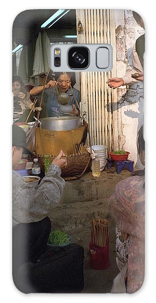 Travelpics Galaxy Case - Vietnamese Street Food by Travel Pics
