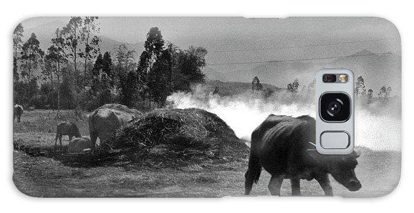 Vietnamese Water Buffalo  Galaxy Case