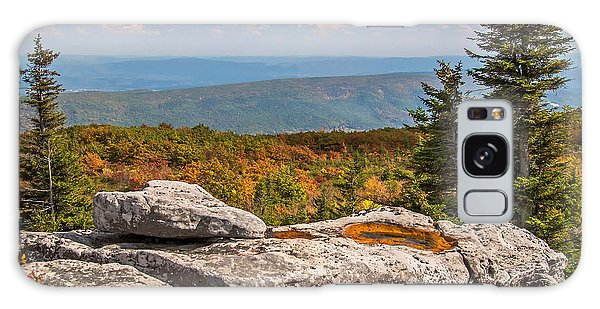 View From Bear Rocks 4173c Galaxy Case