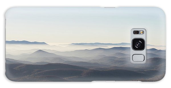 View From Blood Mountain Galaxy Case