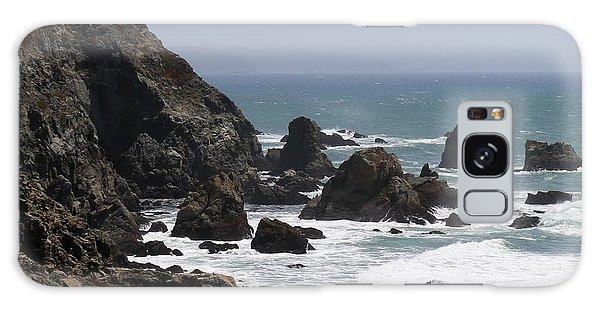 View From Bodega Head In Bodega Bay Ca - 4 Galaxy Case