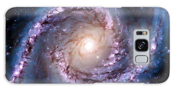 View From Hubble Galaxy Case