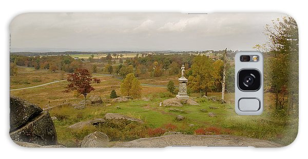 View From Little Round Top 2 Galaxy Case