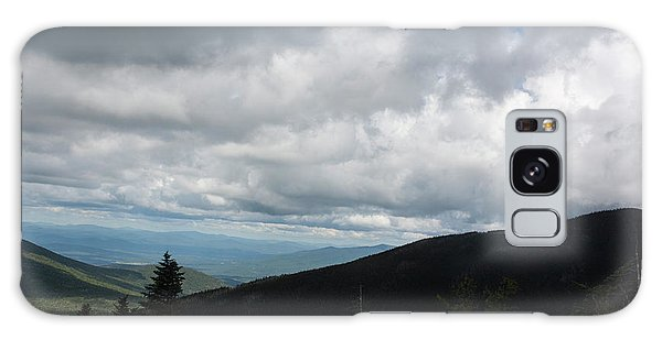 View From Mount Washington  Galaxy Case by Suzanne Gaff