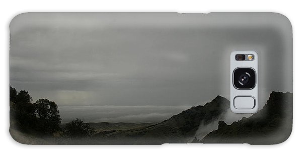 View From Sutter Buttes Galaxy Case