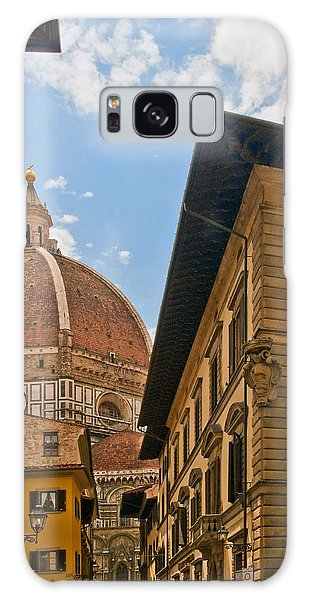 View Of The Duomo Galaxy Case
