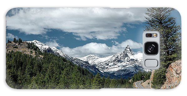 View Of The Pilot Peak From Highway 212 Galaxy Case