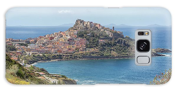 View On Castelsardo Galaxy Case
