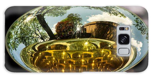 View Through A Sousaphone Galaxy Case