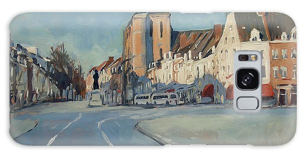 Galaxy Case - View To Boschstraat Maastricht by Nop Briex