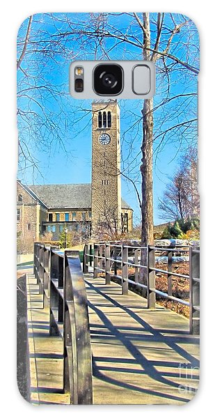 View To Mcgraw Tower Galaxy Case