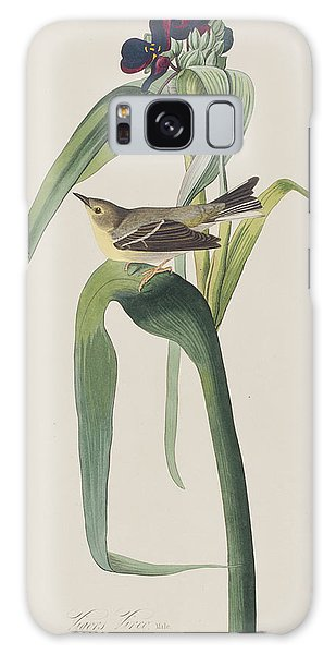 Vigor's Warbler Galaxy Case by John James Audubon