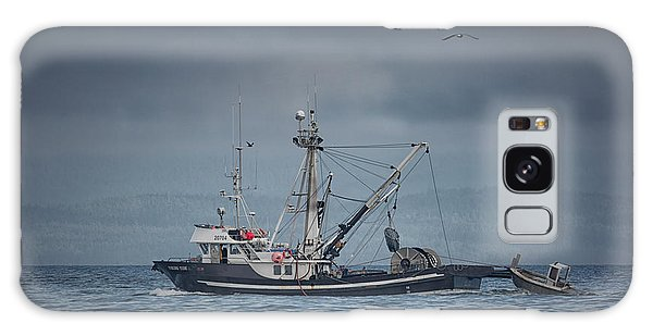 Viking Tide Galaxy Case