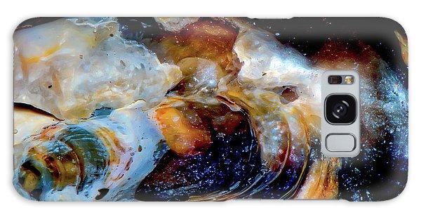 Vilano Sea Shell Constellation Galaxy Case